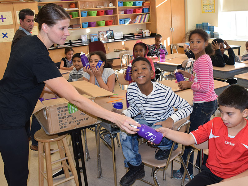 Park Avenue Students Learn About Careers