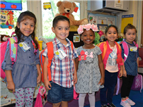Northeast Welcomes Pre-K Students photo