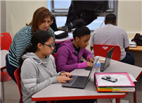 Middle Schoolers Introduced to Coding photo 2