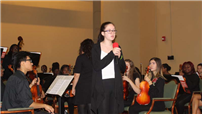 Orchestra Shares Musical Talents With Seniors photo 4