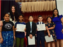 Northwest Third Graders Reach a Milestone Moment photo